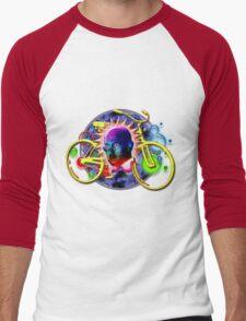 Albert's Wild Ride Men's Baseball ¾ T-Shirt