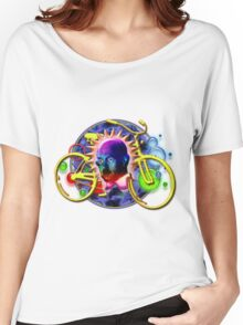 Albert's Wild Ride Women's Relaxed Fit T-Shirt