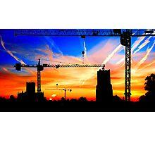 Building Buildings Photographic Print