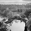 View towards Eyam Moor by Tom Black