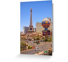 RT14 - Las Vegas, Nevada Greeting Card