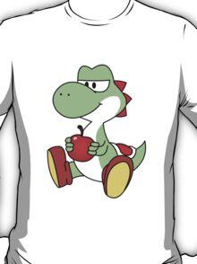 Yoshi - Eating an Apple T-Shirt
