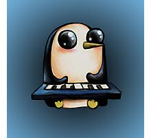 Gunter with Keyboard :: Adventure Time Photographic Print