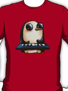 Gunter with Keyboard :: Adventure Time T-Shirt