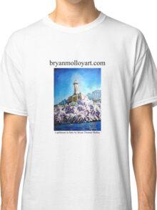 italian lighthouse Classic T-Shirt