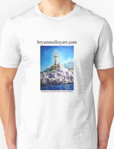 italian lighthouse T-Shirt