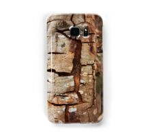 Cracking tree bark Samsung Galaxy Case/Skin
