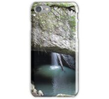 Double Framing - Rocks & Trees iPhone Case/Skin