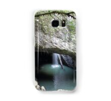 Double Framing - Rocks & Trees Samsung Galaxy Case/Skin