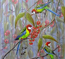 Birds of a Feather by Pauline Roods