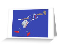 "The ""Catch"" II Greeting Card"