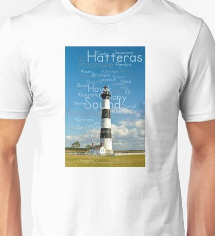 Outer Banks. Unisex T-Shirt