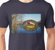 Berry Lebeck Ozark Lure 100 Series 3 Talkie Topper - Fishing Unisex T-Shirt
