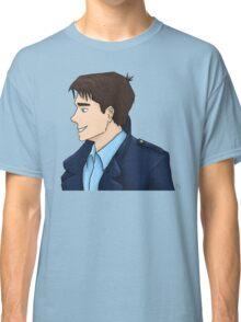 Captain Jack Harkness Profile Classic T-Shirt