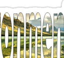 Environmentalist Sticker