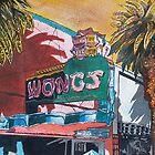 Wongs by Larry Butterworth