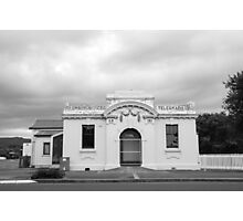 Shannon Post Office Photographic Print