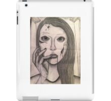 China Doll iPad Case/Skin