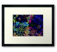 Undersea Life Framed Print