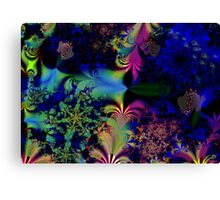 Undersea Life Canvas Print