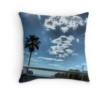 St. Augustine, Florida Throw Pillow