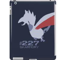 Skarmory! Pokemon! iPad Case/Skin