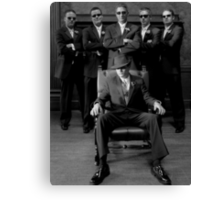 The Godfather Canvas Print