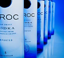 Ciroc Vodka by Ken Howard