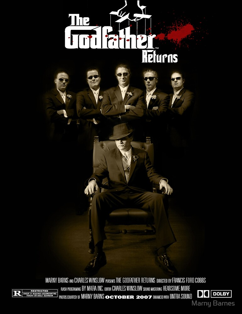 The Godfather Returns by Marny Barnes