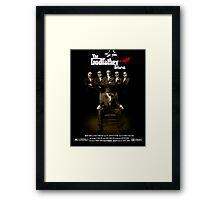 The Godfather Returns Framed Print