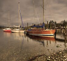 Windermere Boats by Jonnyfez