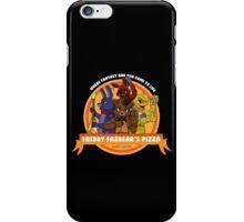 Freddy Fazbear's Pizza Logo iPhone Case/Skin