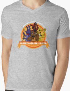 Freddy Fazbear's Pizza Logo Mens V-Neck T-Shirt