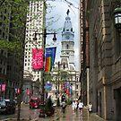 Philadelphia after rain by Vitaliy Gonikman