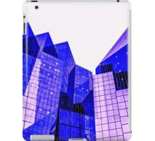 Cubic shaped city iPad Case/Skin