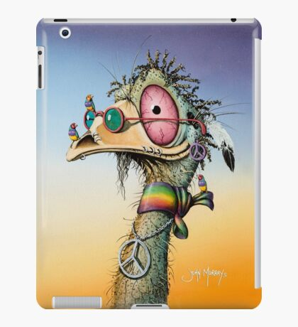 The Rainbow Tribe iPad Case/Skin