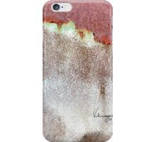 Oxidized J Model iPhone Case/Skin