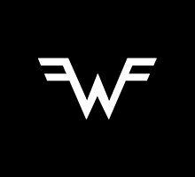 Weezer Logo #3 by Rivers Turow