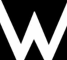Weezer Logo #3 Sticker