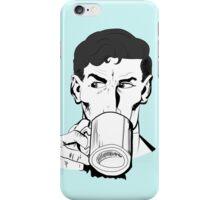 Superheroes Love Tea iPhone Case/Skin