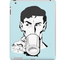Superheroes Love Tea iPad Case/Skin