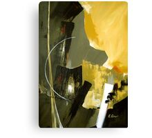 Fall In Canvas Print