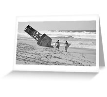Buoy Boys Greeting Card