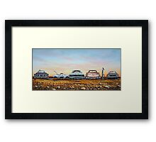Kingswood Country Framed Print