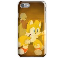 Sanity Depletion (Tails-Amnesia Crossover) iPhone Case/Skin