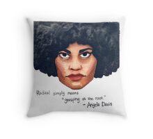 Angela Throw Pillow