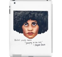 Angela iPad Case/Skin