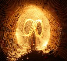 Fire in the Tunnels of San Diego by S11tomp