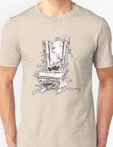 Evil Chair Shirt T-Shirt