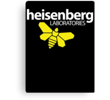 Heisenberg Laboratories Canvas Print